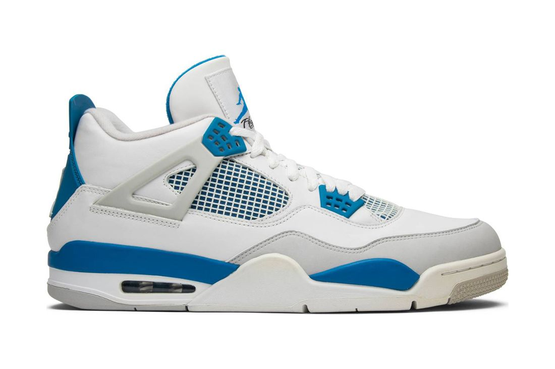 Military Blue Air Jordan 4 Best Greatest Ever All Time Feature