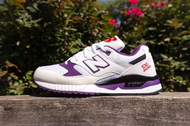 New Balance 530 Og White Purple 1