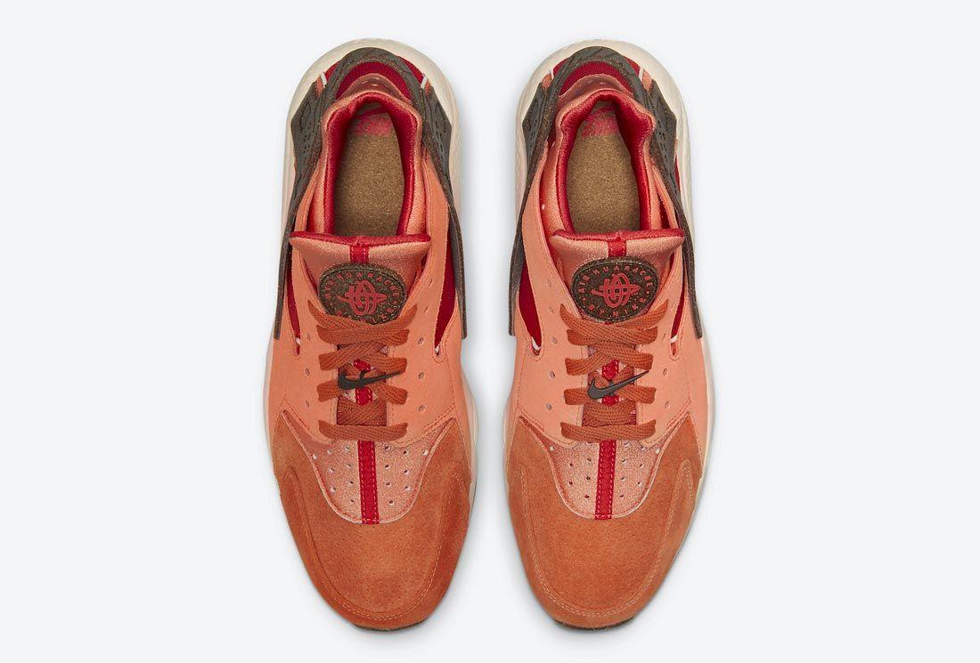 Nike Air Huarache 'Turf Orange'