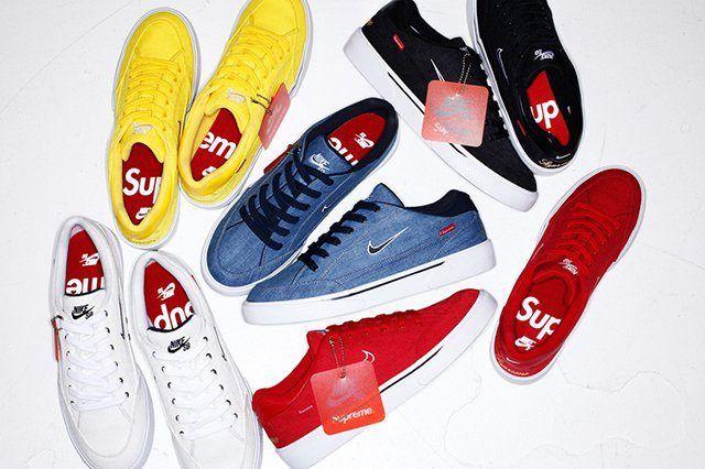 Supreme X Nike Gts 11