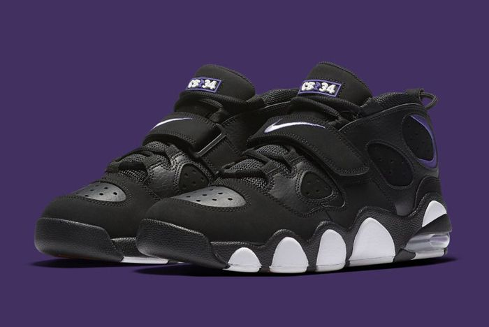 Nike Air Cb 34 Retro Black White Varsity Purple