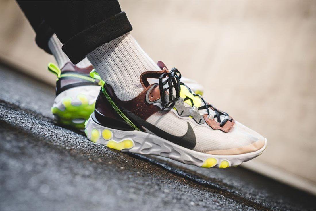 Nike React Designers 21