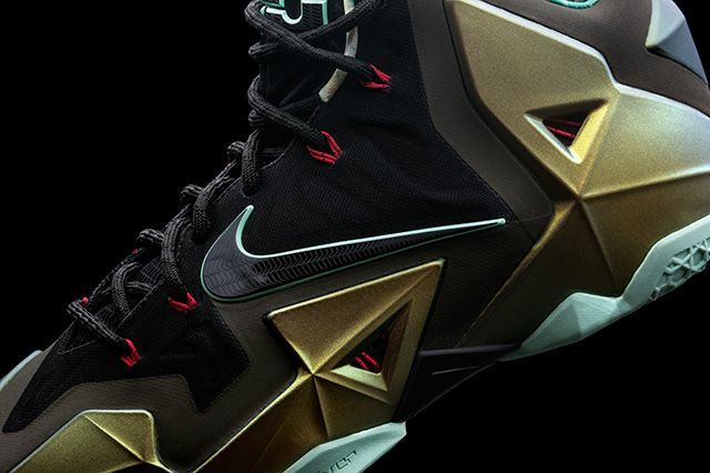Nike Lebron Xi Official Images Kings Pride 4