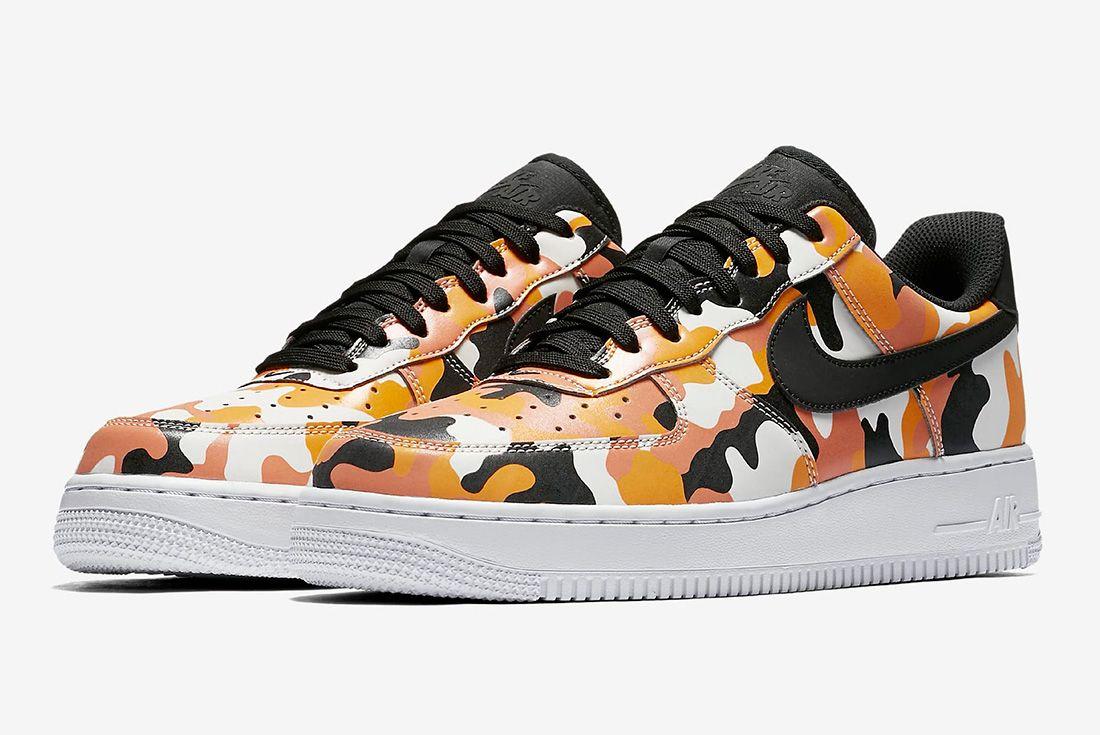 Nike Air Force 1 Country Camo Sneaker Freaker 8