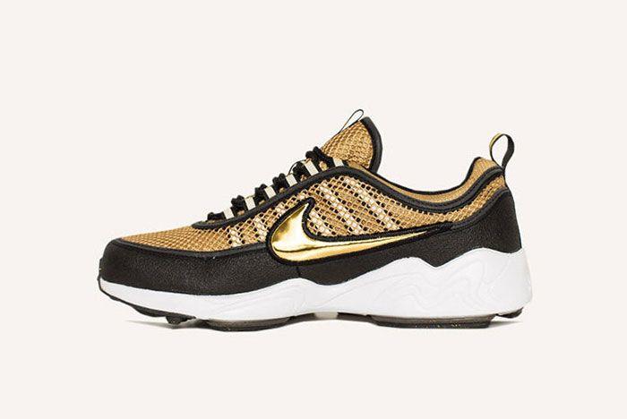 Nike Air Zoom Spiridon Gold Rush 4