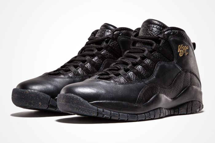 Air Jordan 10 Nyc 2