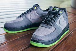 Nike Air Force 1 Vt Jacquard Grey Volt 1 Thumb
