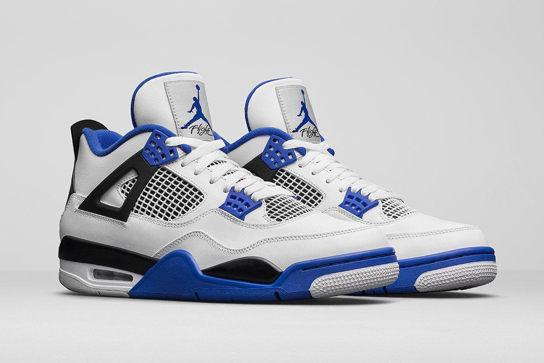 Air Jordan 4 Motorsport 2017 Retro16
