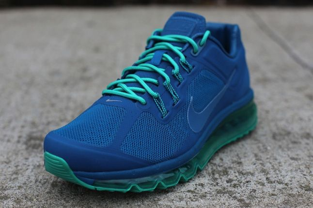 Nike Air Max 2013 Ext Atomic Teal Quater Front 1