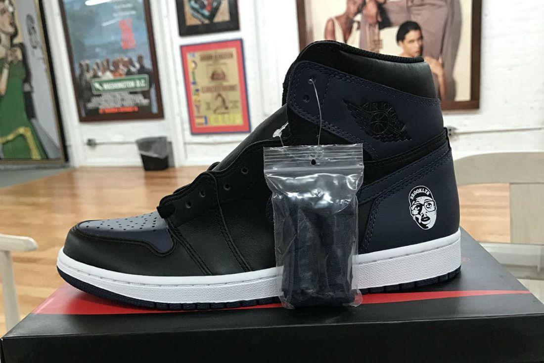 Spike Lee Air Jordan 1 1