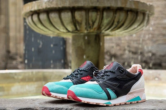 Limit Editions X Diadora N9000 4