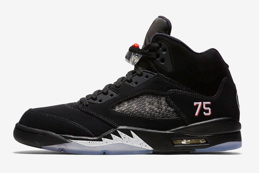 Jordan Brand Psg Jordan 5 Release 4