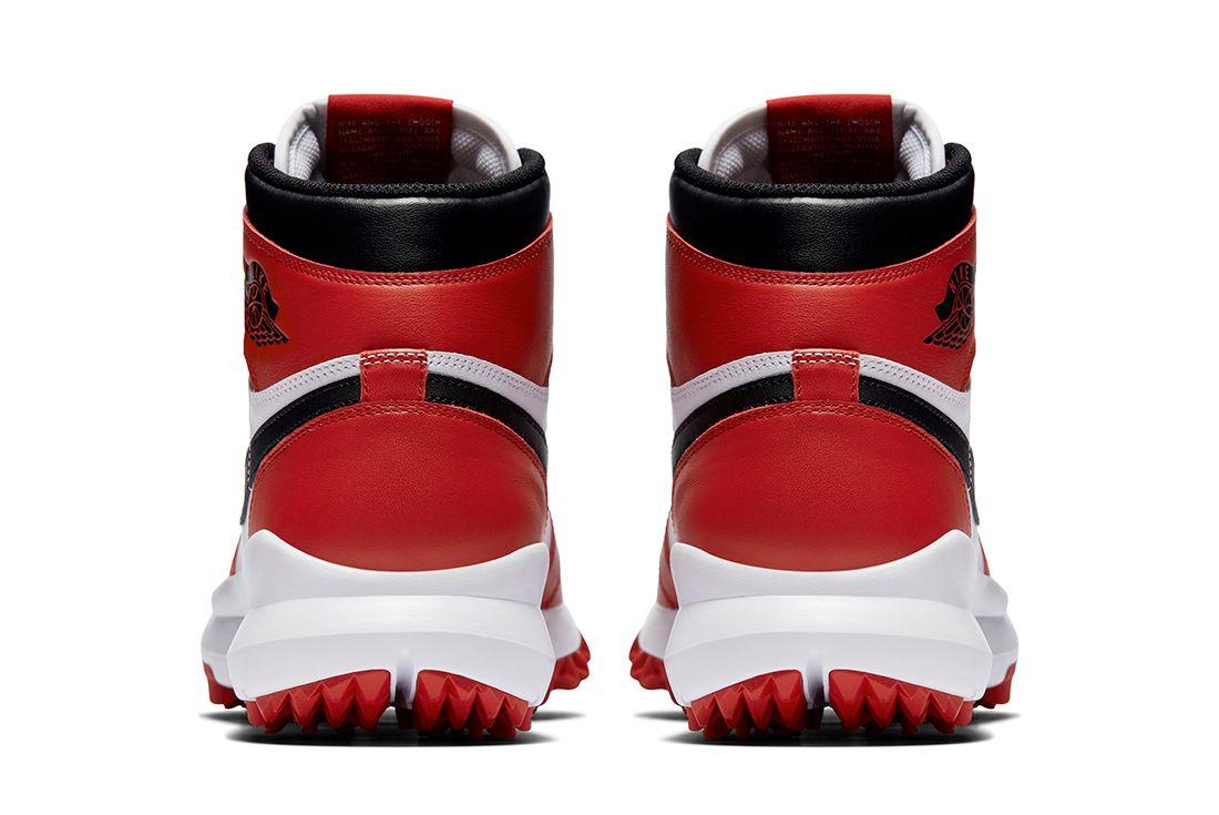 Air Jordan 1 Golf Shoe13