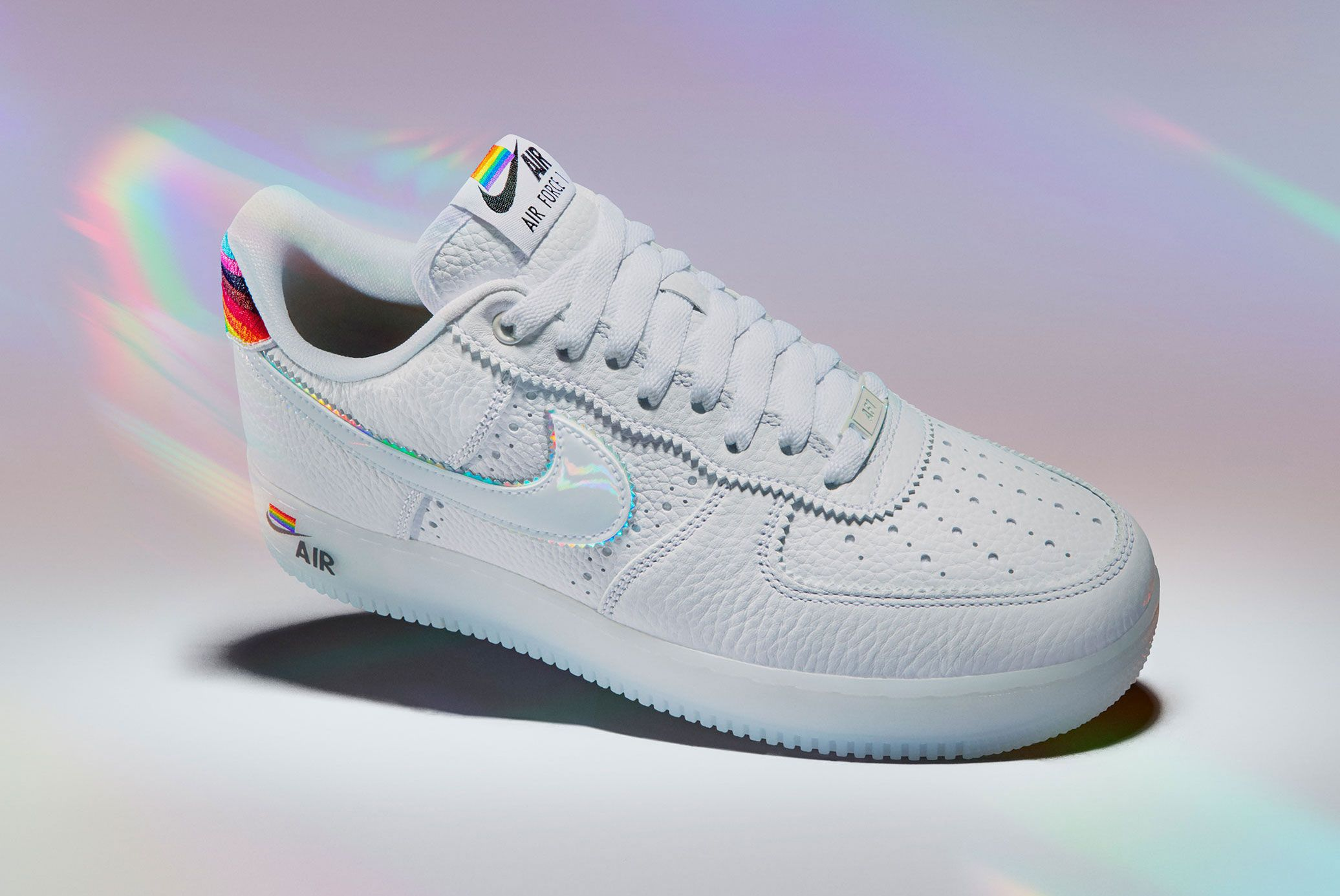 Nike Air Force 1 'Pride 2020'