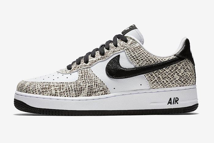 Nike Air Force 1 Low Cocoa Snake 2018 2