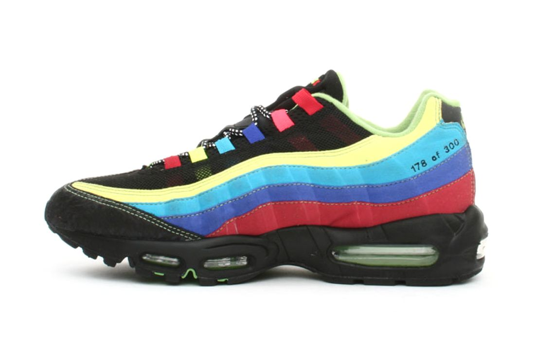 Sole Collector Cowboy Medial Nike Air Max 95 Best Feature