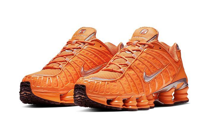 Nike Shox Tl Orange Release Date Both