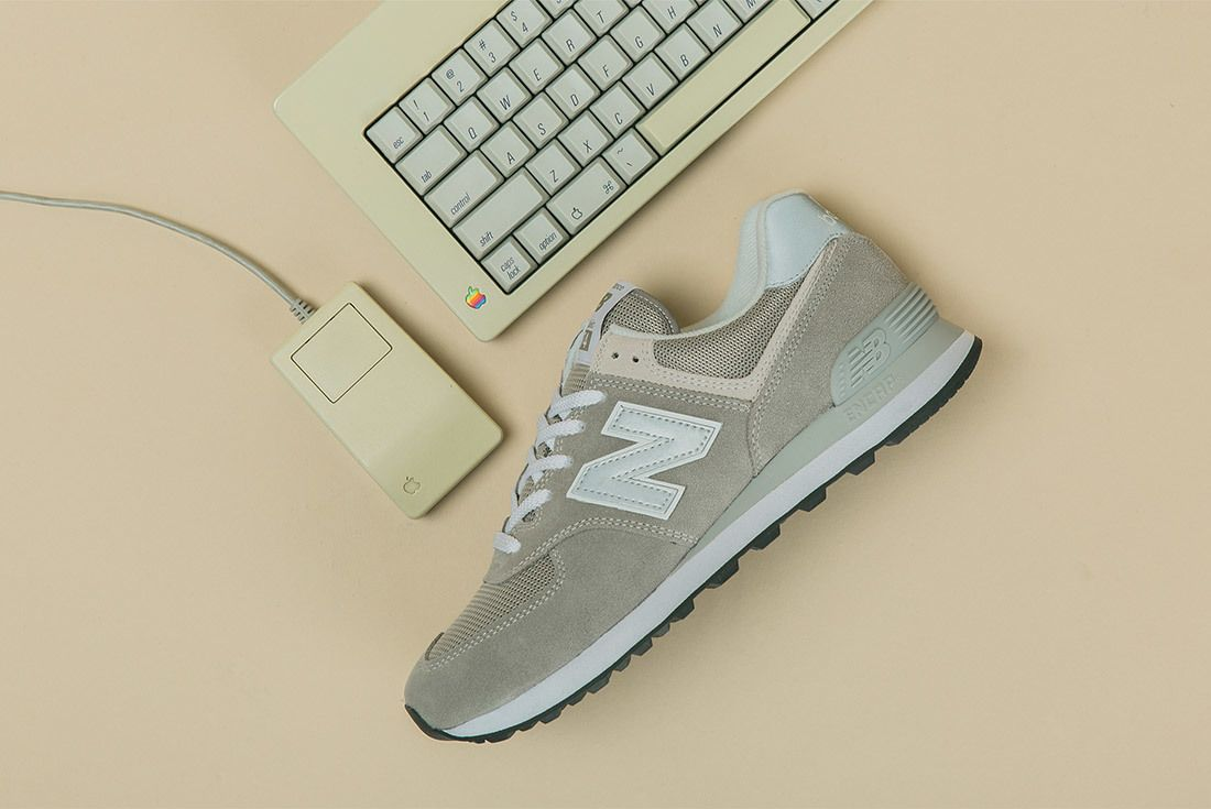Livestock New Balance Nb574 Apple Macintosh Classic 6