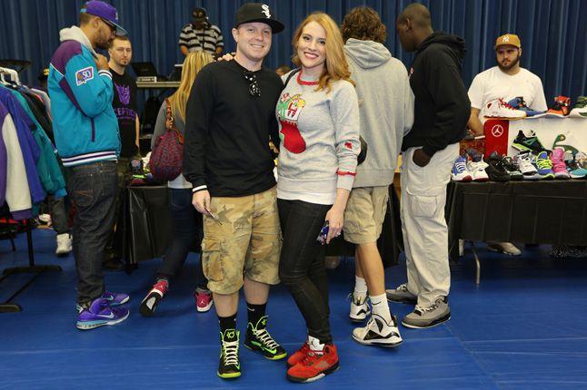 Sneaker Con Charlotte Happy Couple 1