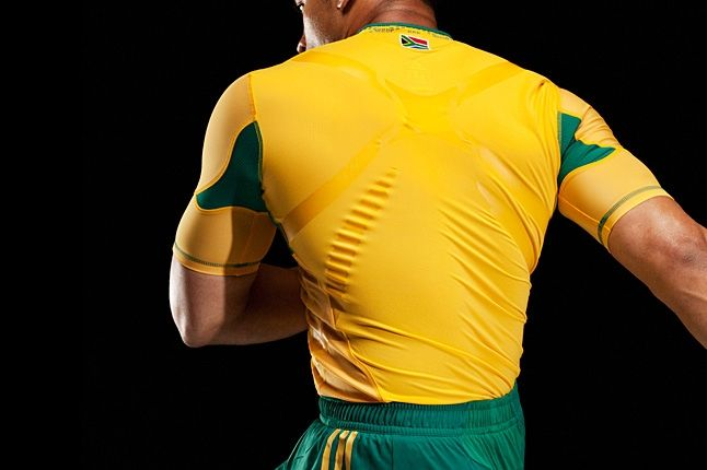 Adidas South Africa World Cup Kit 2 1