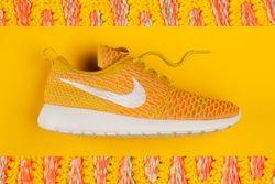 New Nike Rosherun Flyknit Hype Dc Thumb