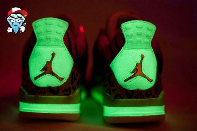High Life Jordan 4 Glow In Dark 1 1
