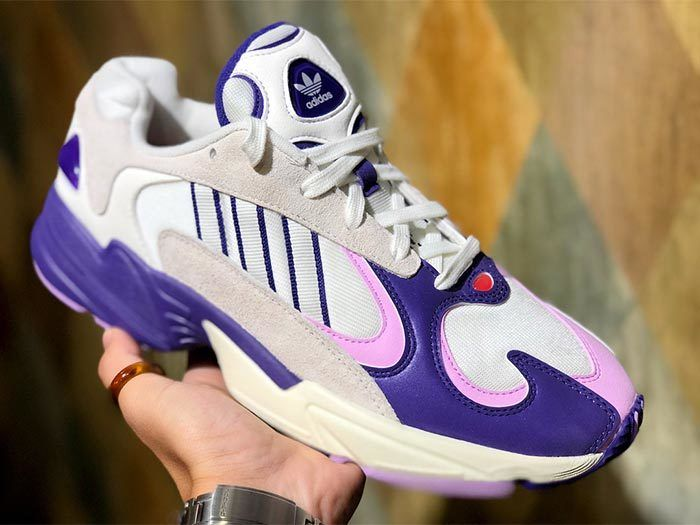 adidas frieza on feet