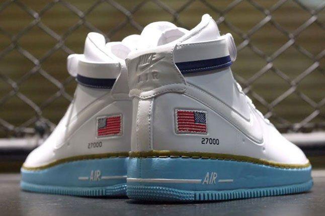 Nike Af1 Usa Heel 2