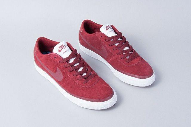 Nike Sb Bruin Team Red 5