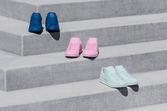 Adidas Stan Smith Primeknit Monochrome Pack