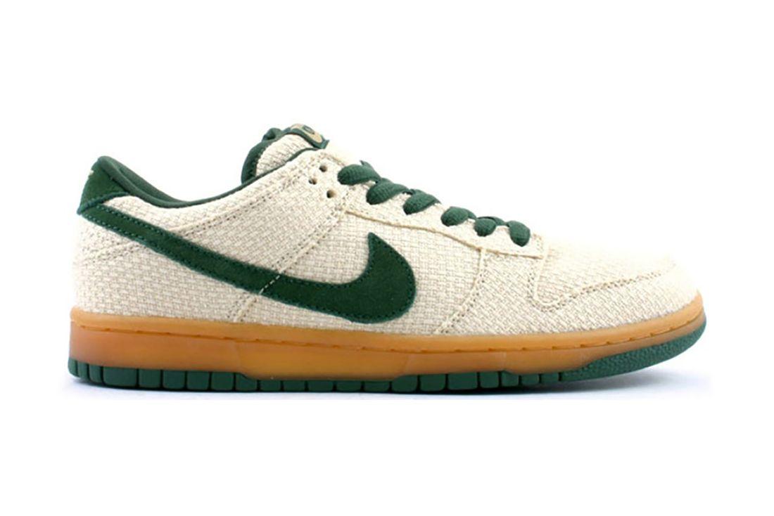 Nike Sb Dunk Low Hemp Bonsai 304292 732 Lateral