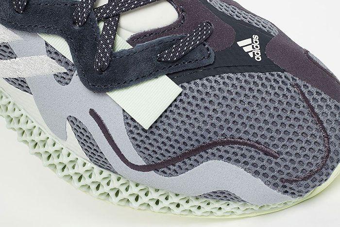 Adidas Consortium Runner 4 D V2 Eg6510 Toe Detail
