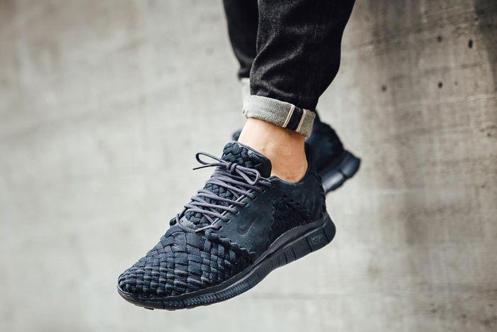 Nike Free Inneva Woven Ii Obsidian1