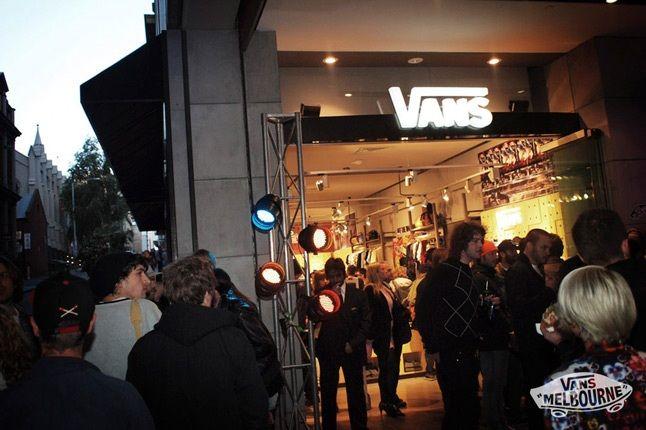 Vans Store Melbourne 7 1