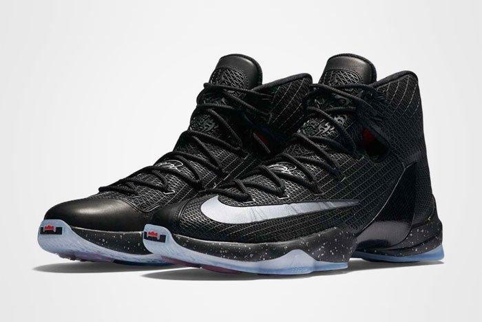 Nike Lebron 13 Elite Feature