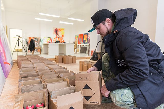 Interview Snkr Frkr Germany Talk Graff And Sneaks With Atom And Besser 24