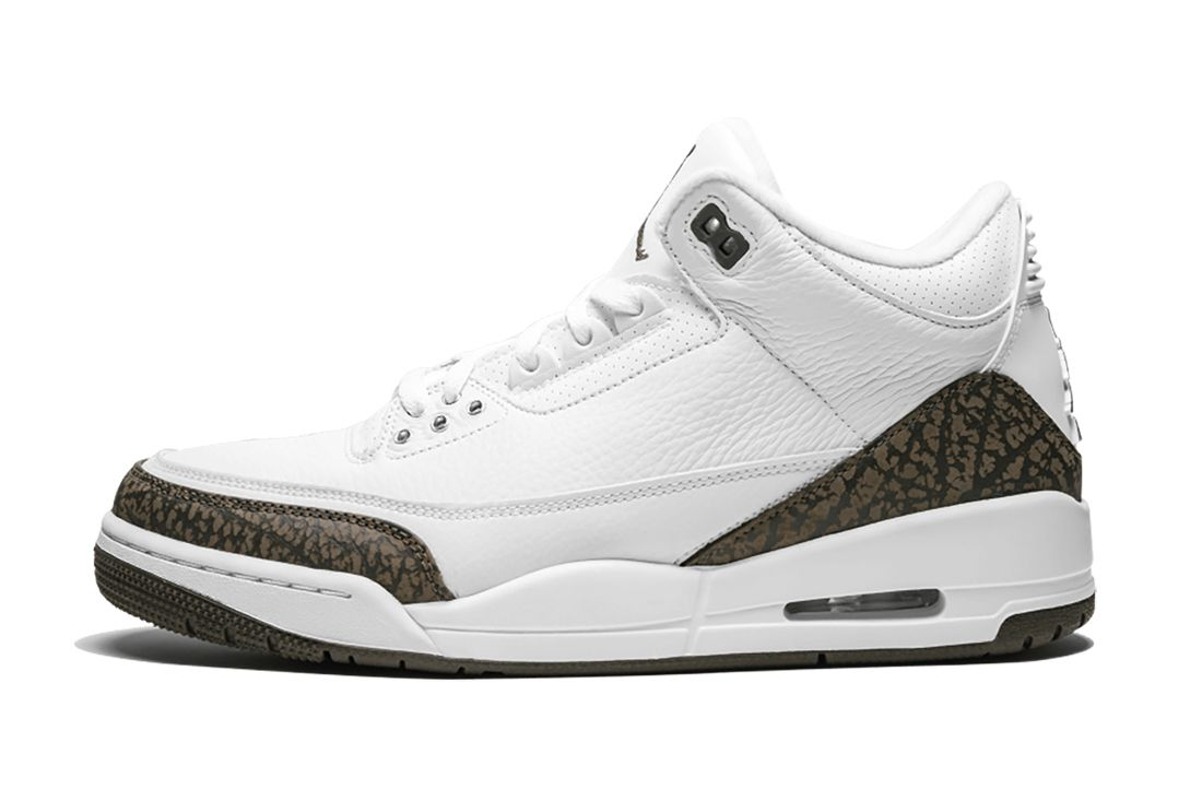 Mocha Air Jordan 3 Best Feature
