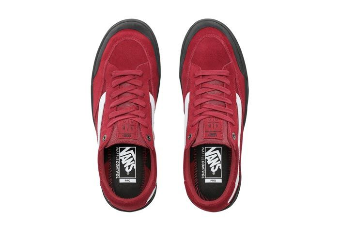 Vans Berle Pro Rumba Red Top