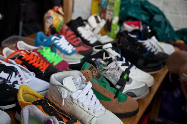 Sneaker Freaker Swapmeet 2011 4 1