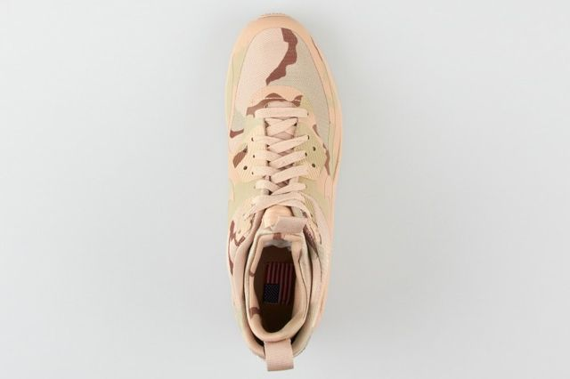 Nike Air Max 90 Sneakerboot Mc Sp Desert
