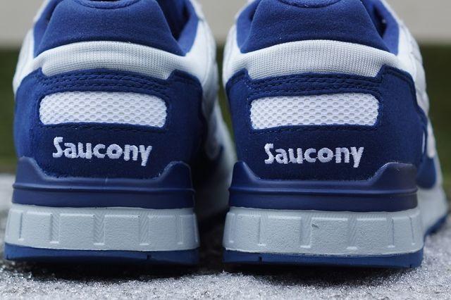 Saucony Shadow 5000 Grey Blue 4
