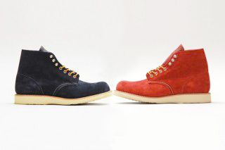 Red Wing Shoes Concepts Plain Toe Thumb1