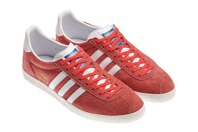Adidas Originals Spring Pack Gazelle Og Red Hero 1