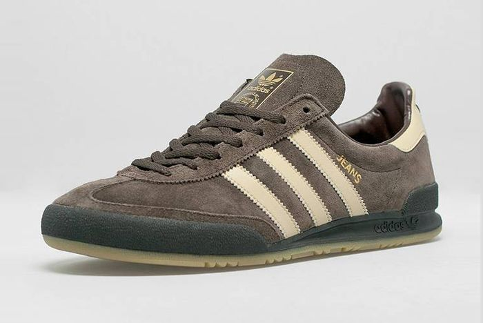Size X Adidas Jeans Mk Ii Dark Browntan