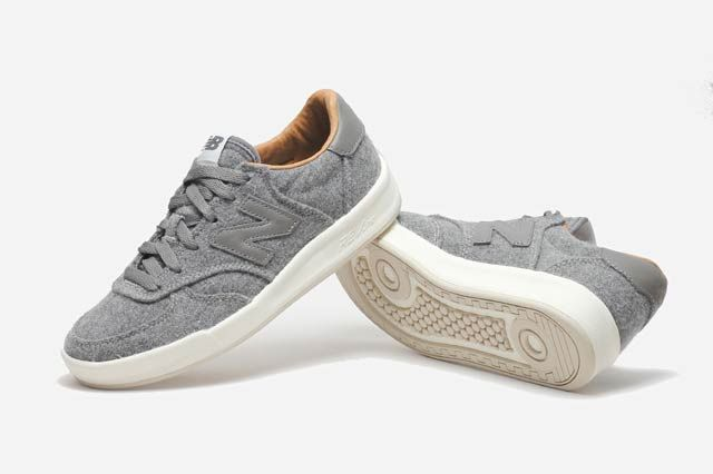 New Balance Womens 300 Grey1