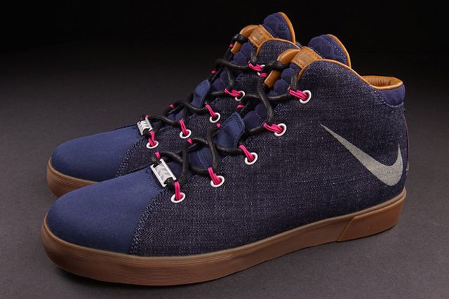 Nike Lebron 12 Lifestyle Denim 1
