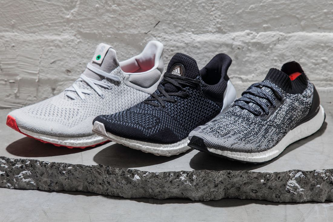 Adidas Ultraboost Uncaged Comparison