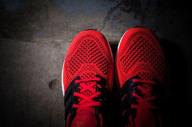 Adidas Ultra Boost Solar Red 61