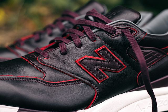 Horween Leather New Balance Pack 7