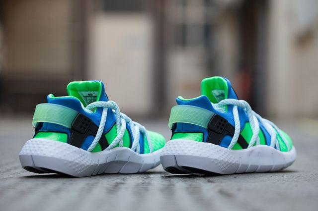 Nike Hua Nm Scream Green Bumperoo 2